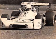 Tony Rouff 1976 Formula Atlantic