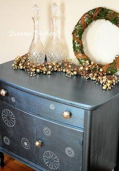 Metallic Cabinet
