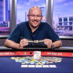 Scott Davies left the practice of Law to pursue poker full time. In 2012 he broke the World Series of Poker Circuit single season record for most cashes with 18. He's gone on to win the 2014 WSOP Asia-Pacific $10K Main Event. For that 1st place finish he took home nearly $750,000 and his first WSOP gold bracelet. Since then he's accumulated more than a $1-million in winnings for the year! #GoScottD