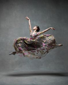 Tiler Peck photographed by NYC Dance Project