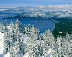 Enjoy beautiful Tahoe views for your winter wedding! Lake Tahoe Resorts, Winter Weddings, Eve, Travel, Beautiful, Beauty, Viajes, Destinations, Traveling