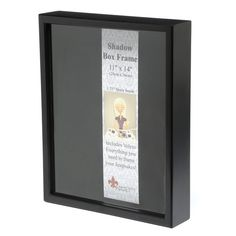 Latitude Run Shadow Box Picture Frame & Reviews | Wayfair
