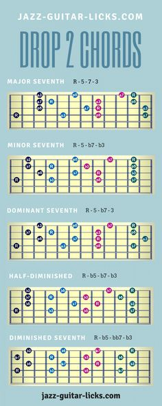 Understanding Guitar Chords [Infogaphic] | Latest Infographics ...