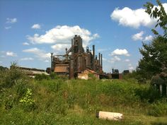 Bethlehem Blast Furnaces Industrial Machinery, Steel Mill, Bethlehem, Buildings, Tower, Earth, Inspirational, Places, Rook