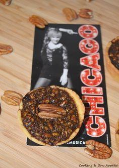 Pécan et Chicago : Mini Pecan Pies, par Cooking et Bon Appétit