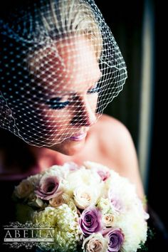 Bride - NJ Wedding Photo by www.abellastudios.com via @Abella Studios NJ Wedding Photography & Cinematography #pinparty