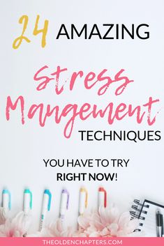 Learn the best techniques and symptoms to boost your mental health at work and at home to better your life. Read now to get rid of your stress and anxiety with these great stress relief techniques. Ways To Manage Stress, Work Stress, Reduce Stress, Stress And Anxiety, How To Relieve Stress, Chronic Stress, Anxiety Help, Stress Management Activities, Stress Management Techniques