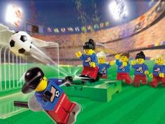 LEGO Sports: Soccer Women's Team (3416) by LEGO. $34.80. Discontinue. 62 pieces. #3416. Item is in stock and ready to ship.