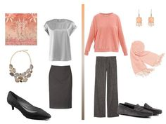 The Vivienne Files: Packing: Peach scarves and delicious tee shirts