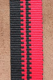 Recently, I've been doing some fast weaving to build up my inventory of guitar straps.  It is fun for me to line them all up and compare a...