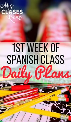 Yesterday I posted about the overview of my first unit of the year focused on Procedures, Proficiency & Positive People . As promised, he. Spanish Teaching Resources, Spanish Activities, Spanish Games, Vocabulary Activities, Spanish Vocabulary, Preschool Worksheets, Preschool Crafts, Teacher Resources, Teaching Ideas