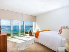 Anguilla villa rental - Bedrooms have stunning views. (West Queen)