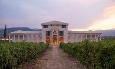 Nemeion Estate Winery Wineries, Vineyard, Shed, Tours, Outdoor Structures, Wine Cellars, Vine Yard, Vineyard Vines, Barns