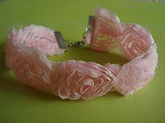 Rose Trim Bracelet