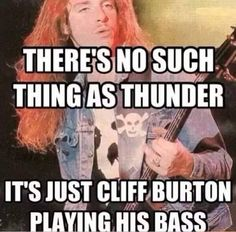 Master of Metallica Metallica Quotes, Metallica Art, Metallica Funny, Music Memes Funny, Cliff Burton, Some Jokes, Cool Lyrics, Music Pics, Heavy Metal Music