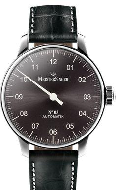 MeisterSinger N 03 Watch
