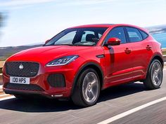 2018 Jaguar E-PACE Expert Review