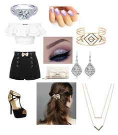"""""""Photo shoot #1"""" by the-maze-runnr ❤ liked on Polyvore featuring Alexander McQueen, Red Circle, RED Valentino, Michael Kors and Stella & Dot"""