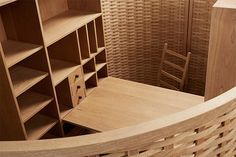 Cocoon workspace for Sir Terence Conran