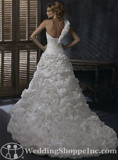 That's the one. My dress! I can't wait until its here!
