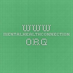 www.mentalhealthconnection.org