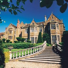 Fawsley Hall - a special place where I got married, perfect English weekend break away, wrapped up in history and romance.