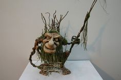Tree Spirit 2 by impsandthings on deviantART These are to cool!!!!