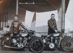 Norton CS1 #motorcycles #lifestyle #motorcycles #motos | caferacerpasion.com