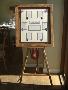 The more rustic table plan, made from wood from the barns, measures by Tan Wedding, On Your Wedding Day, Rustic Table, Table Plans, Barns, Alice In Wonderland, How To Plan, Wood, Frame