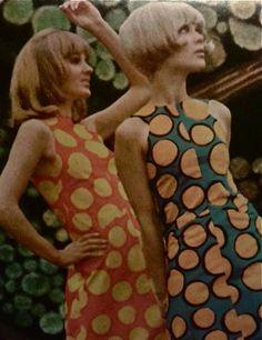 Vintage Fashion by Marimekko 60s And 70s Fashion, Retro Fashion, Vintage Fashion, Sporty Fashion, Ski Fashion, Cheap Fashion, Fashion Photo, Fashion Women, Winter Fashion