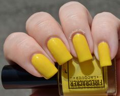 Canary Cavalcade, swatched by Polished Lifting