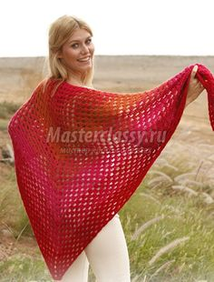 Crochet crochet patterns: detailed and step-by-step