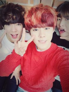 Hwanhee, Wooshin and Xiao Up10tion Hwanhee, Up10tion Wooshin, Korean K Pop, Pin Pics, Bts And Exo, Twitter Update, Flower Boys, Vixx, Kpop Groups