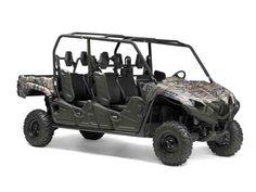 New 2017 Yamaha Viking VI EPS Realtree Xtra ATVs For Sale in North Carolina.