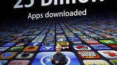 En la última semana de 2012 se descargaron 1.760 millones de aplicaciones en todo el mundo para dispositivos Android e iOS. En España se descargaron 27 millones de aplicaciones durante esos días, muy por detrás de los 604 millones de Estados Unidos.