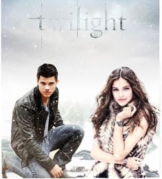 """""""Renesmee and Jacob"""" by mayaragirl ❤ liked on Polyvore"""