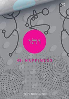 HAPPINESS: 72 Names of God | Kabbalah
