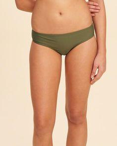 Hollister Super Cheeky Bikini Bottom
