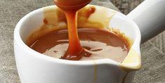 Salted butter caramel with thermomix. I propose a salted butter caramel recipe, a recipe that is sim Microwave Caramel Sauce Recipe, Sauce Au Caramel, Microwave Caramels, Homemade Caramel Sauce, Caramel Treats, Caramel Recipes, Caramel Apples, Thermomix Desserts, Dessert Recipes