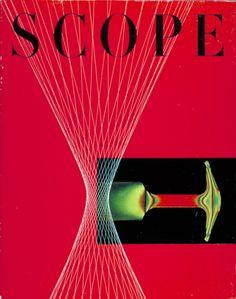 Will Burtin, Scope magazine, 1955