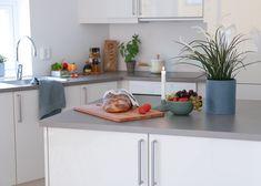 De siste to ukers boligstyling - HVITELINJER BLOGG    #interior #interiør #boligstyling #bergen #interiørkonsulent #styling #interiorstyling #interiordesign #kitchen #kjøkken