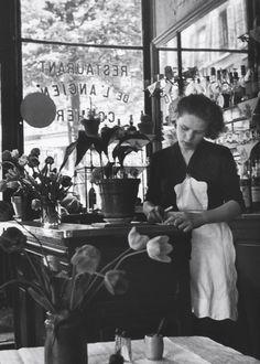 Édouard Boubat: Paris, 1952.
