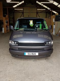 VW T4 front end