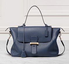 Berkeley Handbag - Smythson United States