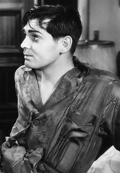 Clark Gable in No Man of Her Own (1932)