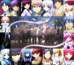 angel beats | angel beats - Anime Photo (29827818) - Fanpop fanclubs