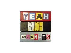 Ja Bitch magneten uniek Decor BREAKING BAD Gift door FuNkTjUnK