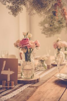 rustic wedding inspiration made by feingemacht