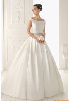 Vestido de novia Aire Barcelona 2a5 Riaz 2013