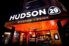 Hudson 29 - One of Cameron Mitchell's restaurants in Columbus OH